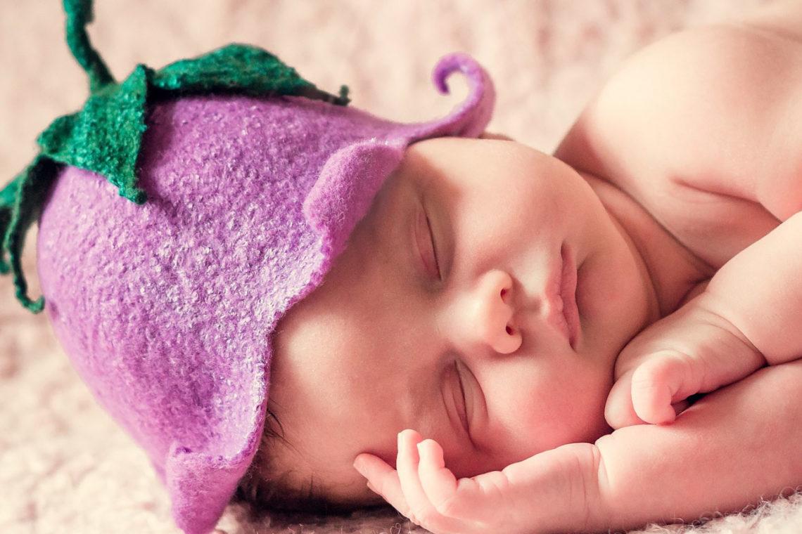 Как научить ребёнка спать всю ночь