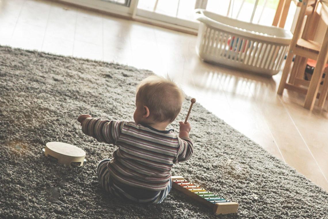 Режим дня 2-летнего ребёнка