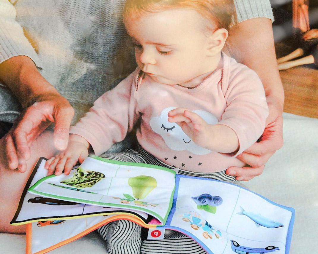 Как привить ребёнку любовь к книгам и чтению