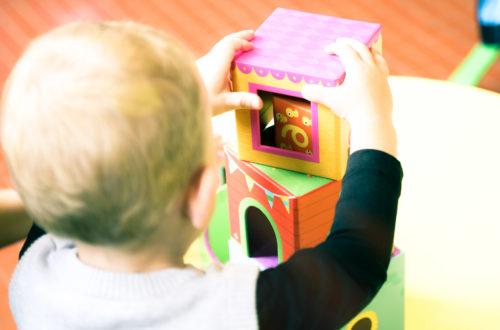 Опыт посещения дневного стационара детского психоневрологического диспансерного отделения