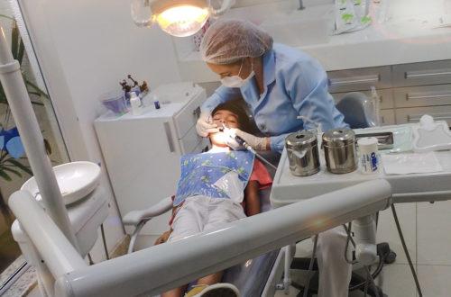 Как удаляют молочные зубы у ребёнка